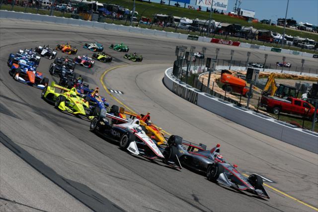 IndyCar: undicesimo round a Toronto
