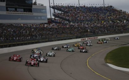 IndyCar: domenica su Sky l'Iowa Corn 300