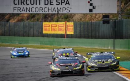 Lamborghini: a Spa doppietta Bonaldi Motorsport