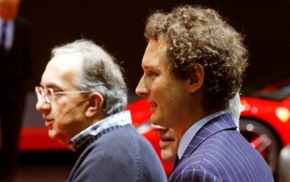 Marchionne: John Elkann scrive ai dipendenti FCA