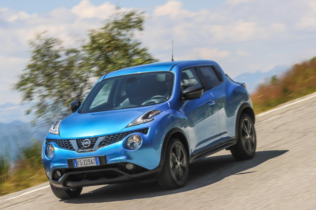 Nissan Juke MY18: prime consegne ai clienti