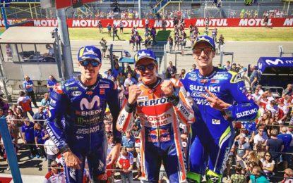 Marquez conquista Assen in un GP spettacolare