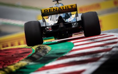 Austria amara per Renault Sport F1