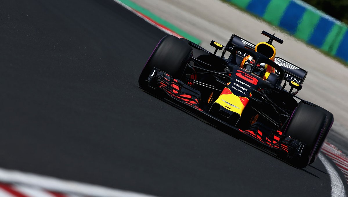 Slitta di nuovo l'annuncio di Ricciardo