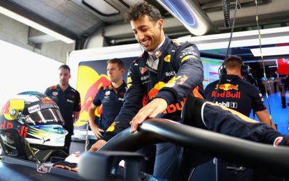 Germania: Ricciardo partirà ultimo