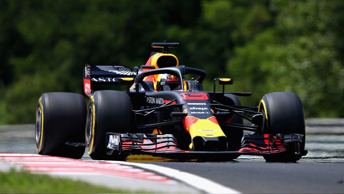 Ungheria: Ricciardo davanti a Vettel nelle FP1