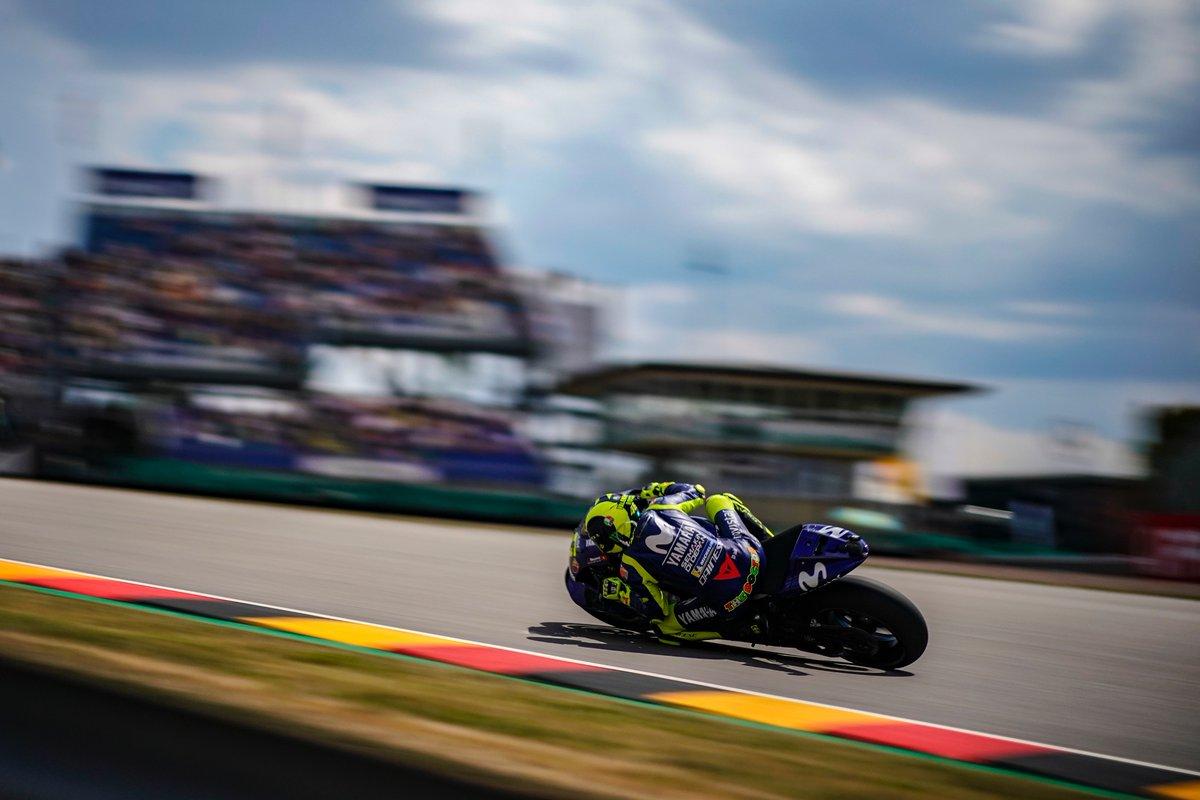 MotoGP: l'impegno degli impianti frenanti in Germania