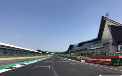 GP Gran Bretagna 2020: gli orari del weekend in TV