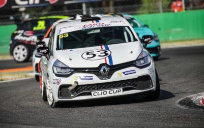 Clio Cup Italia: il punto sul weekend di Monza