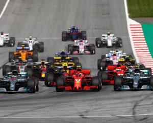 F1: il calendario e le novità regolamentari 2019