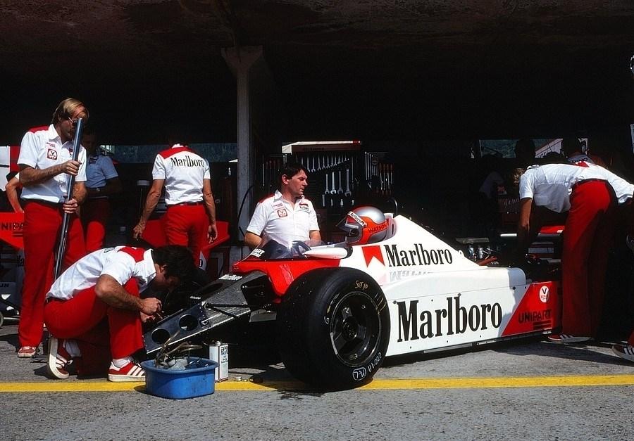Silverstone 1981: la vera rivoluzione della F1
