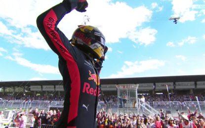 Austria: Verstappen e le Ferrari, doppio ko Mercedes