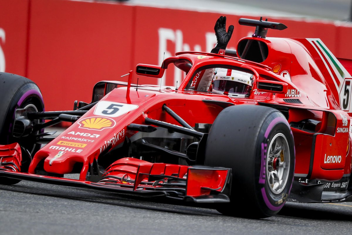 Germania: Vettel in pole davanti a Bottas e Raikkonen. Hamilton out