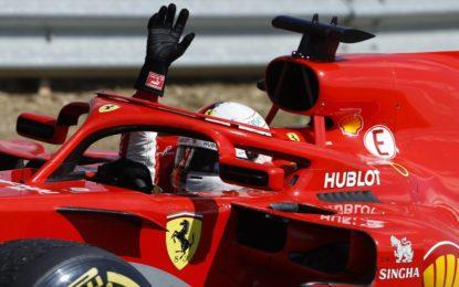 Vettel vince a Silverstone davanti a Hamilton e Raikkonen