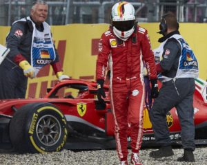 "MInardi: ""In Germania quarto errore di Vettel in 11 gare"""