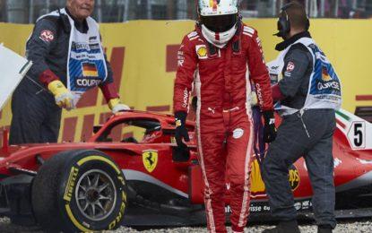 """MInardi: """"In Germania quarto errore di Vettel in 11 gare"""""""