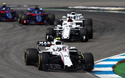"""Villeneuve: """"Niente da fare, la Williams è morta"""""""
