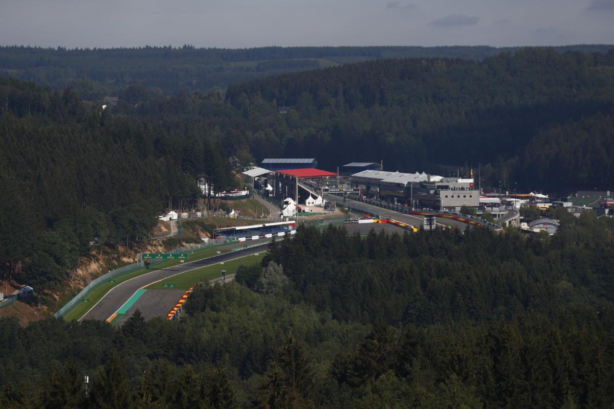 Circuito Spa : Spa francorchamps territorio per campioni