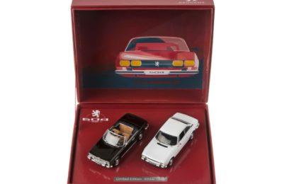 Peugeot presenta la collezione Lifestyle 504 LEGEND