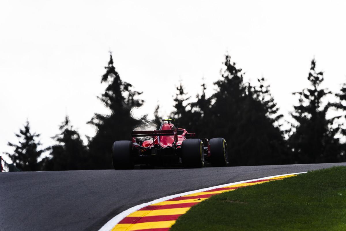 Belgio: Ferrari soddisfatta del lavoro del venerdì