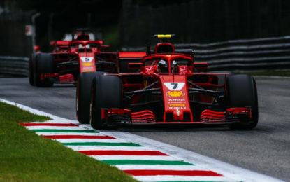 Ferrari soddisfatta del pacchetto per Monza