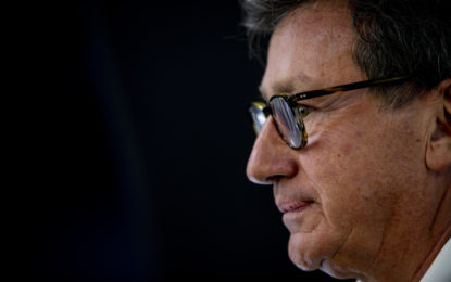 Louis Camilleri: il nuovo capitolo Ferrari inizia a Monza