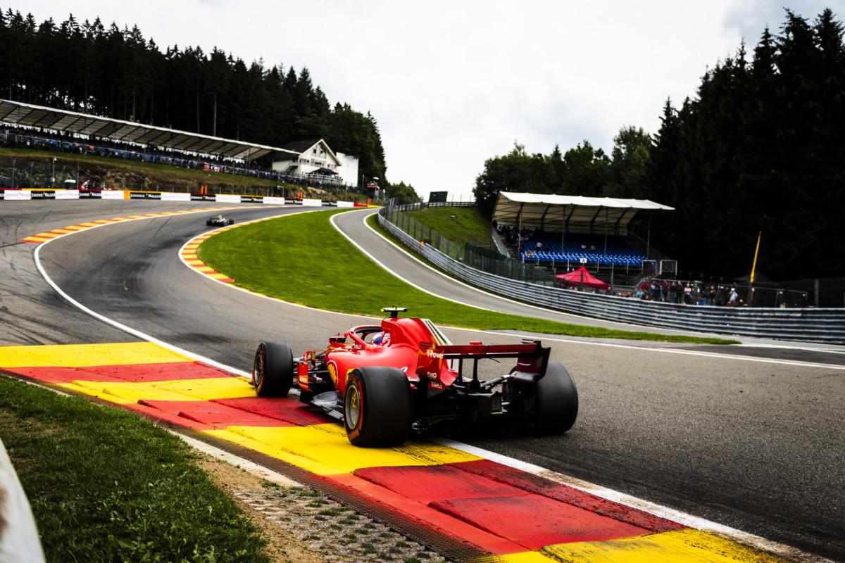 A Spa il quinto successo della Scuderia. E si va a Monza