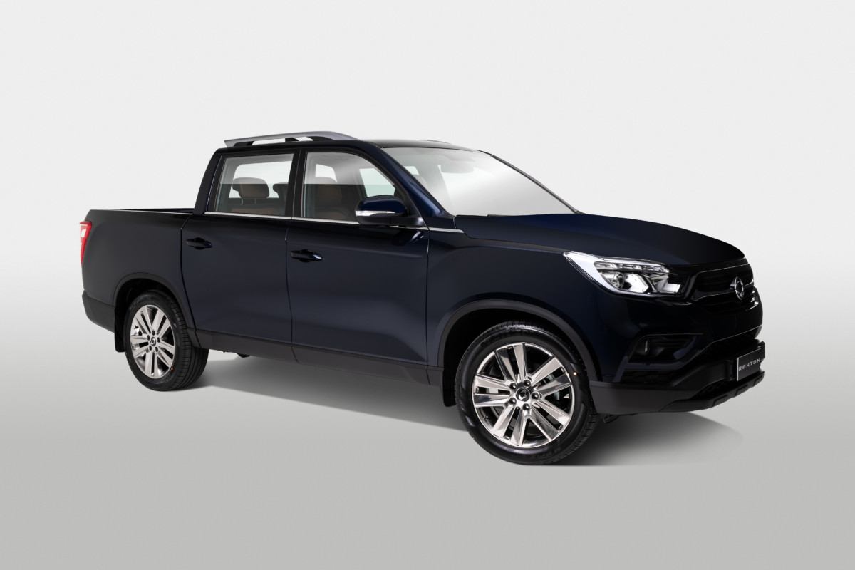 SsangYong Rexton Sports arriva in Italia