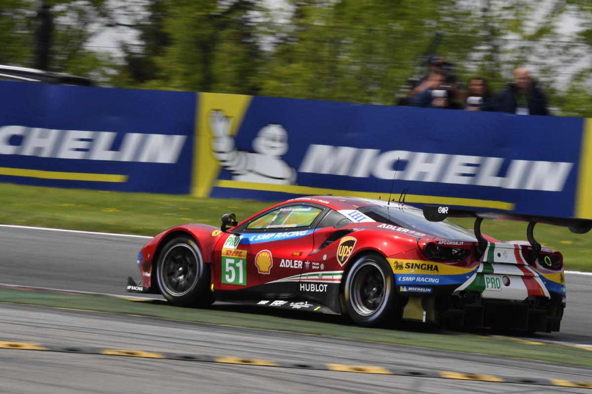 WEC |  Ferrari pronta al riscatto a Silverstone