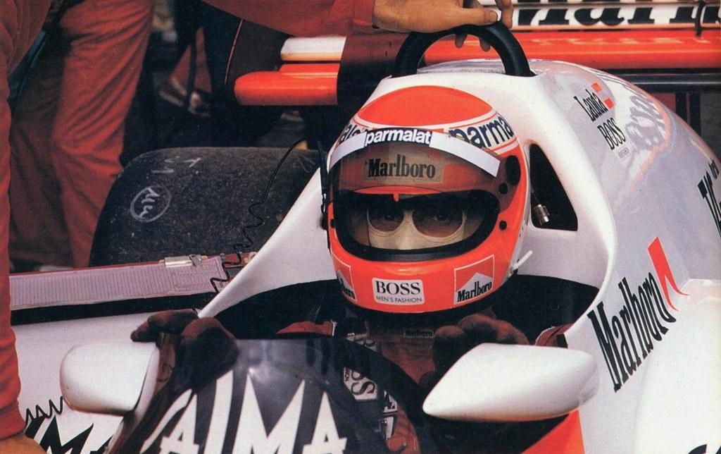 Niki Lauda: l'uomo illustrato che ci ha messi a nudo