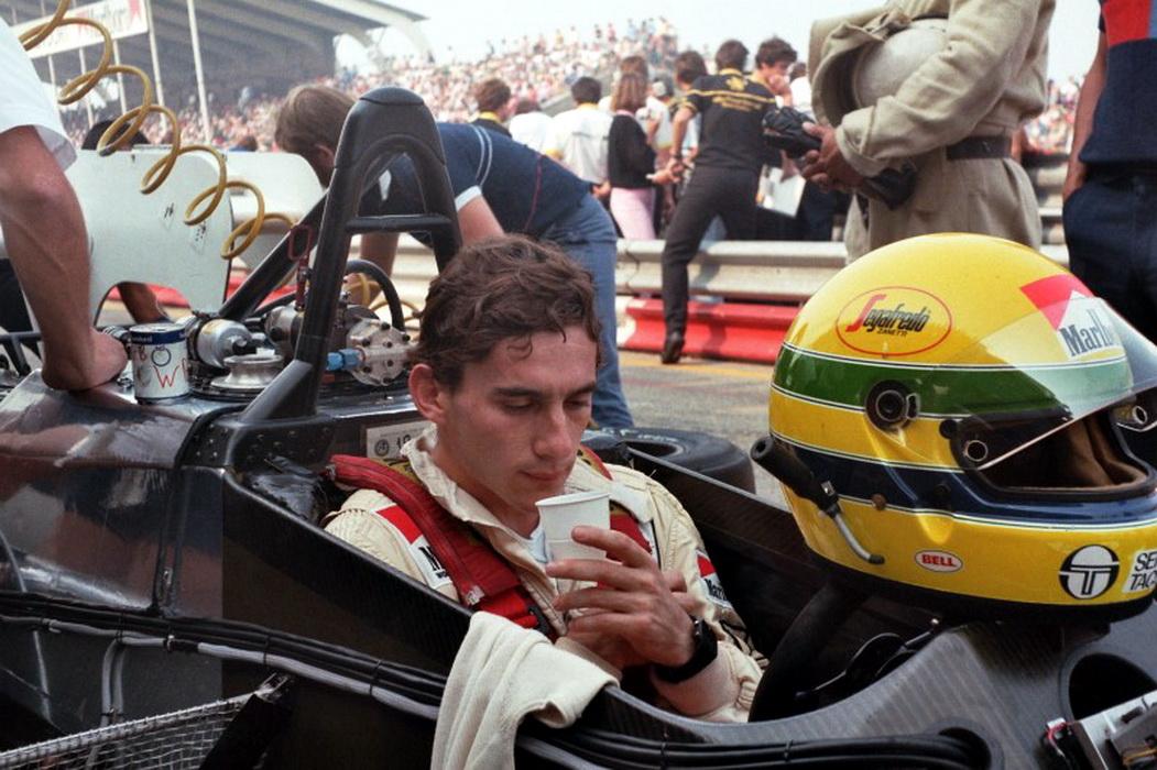 Monza 1984 senza Senna come insegnamento di vita