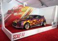 Hyundai Kona, Santa Fe e Veloster: debutto a Hollywood