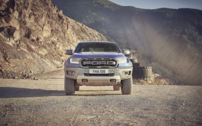 Al Gamescom debutto europeo nuovo Ford Ranger Raptor