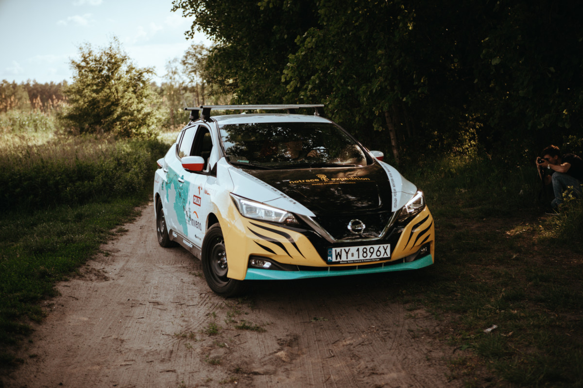 Nuova Nissan LEAF: 16.000 km a zero emissioni