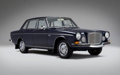 Volvo 164: prestigio e bellezza intatti, 50 anni dopo