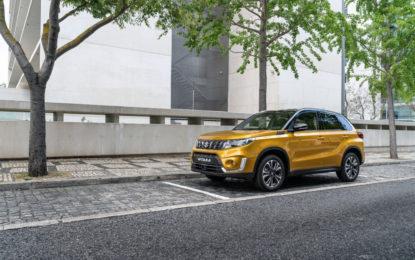 Nuova Suzuki VITARA: prime immagini ufficiali