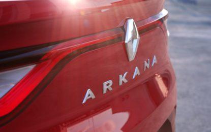 ARKANA: il nuovissimo crossover Renault