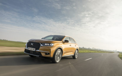 Ultima tappa del DS 7 CROSSBACK Summer Tour