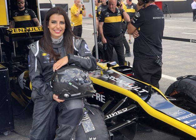 La F1 verso l'Arabia Saudita grazie alle donne?