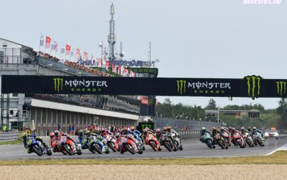 MotoGP: il weekend della Repubblica Ceca in TV