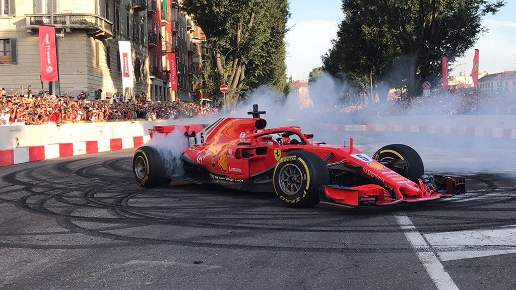 F1 Milan Festival: il racconto vero di chi c'era