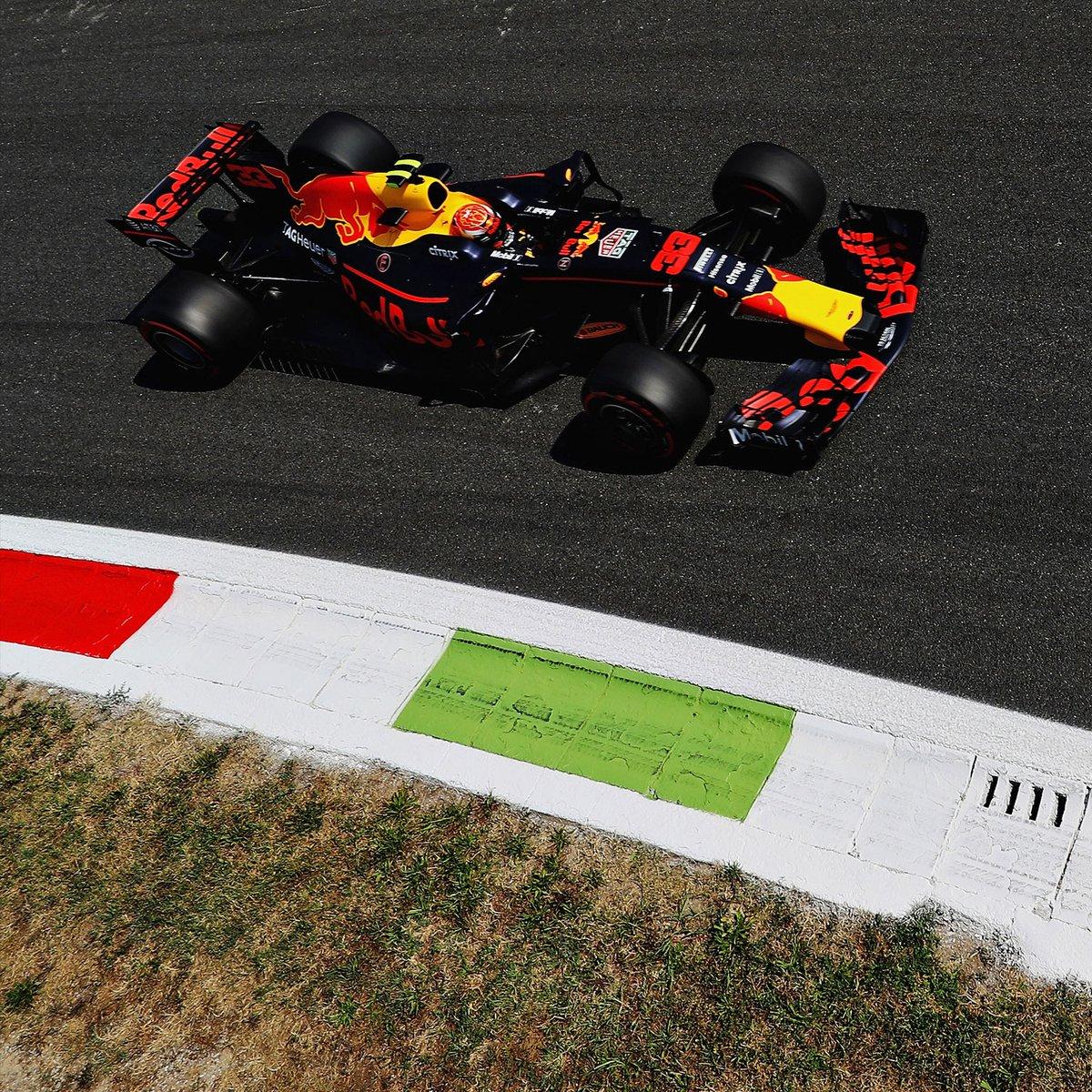 Guida al GP d'Italia con Red Bull e Toro Rosso