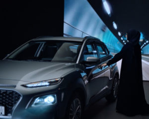 Hyundai lancia #WhatsNext per le donne saudite