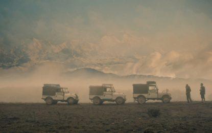 """Un viaggio nella """"Terra delle Land Rover"""""""