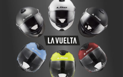 LS2 HELMETS fornitore ufficiale de La Vuelta
