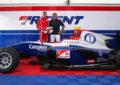 Garage Italia con Giuliano Alesi in GP3