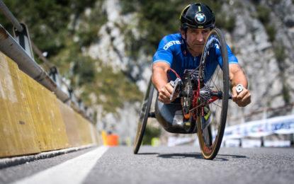 Alex Zanardi: grave incidente in handbike