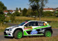 WRC2: buon avvio Scandola-Gaspari all'ADAC Rally