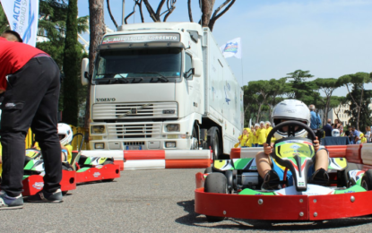 ACI: sport e sicurezza al Meeting dell'Amicizia