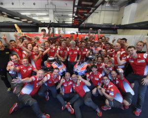 Doppio podio rosso Ducati al Red Bull Ring